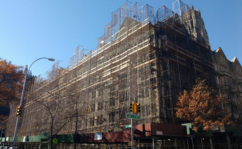 The Union – under construction