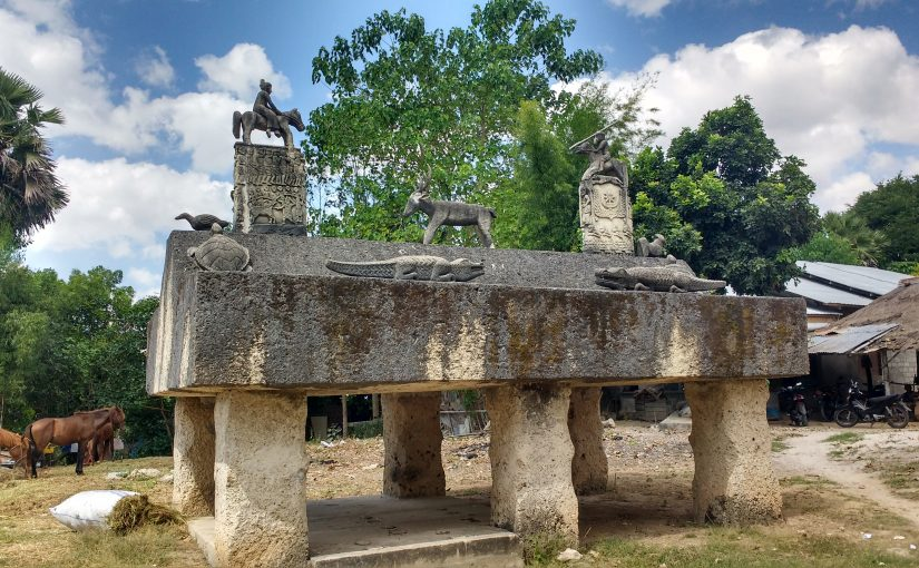 Tarik batu, tingi watu – die Marupa Tradition auf Sumba