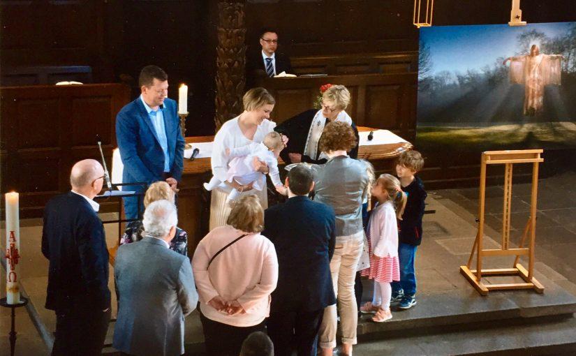 Jahresrückblick … – Taufkinder 2018